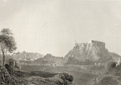 Town & Fort Of Jadpoor [Jodhpur], From The S.E.